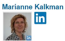 Marianne op LinkedIn