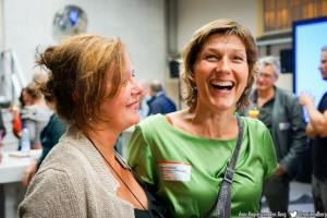 Marianne Kalkman op bijeenkomst bij UCK