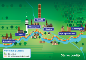 Sterke Lekdijk veiligheidsopgave